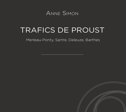A. Simon | Trafics de Proust | Hermann | 2016